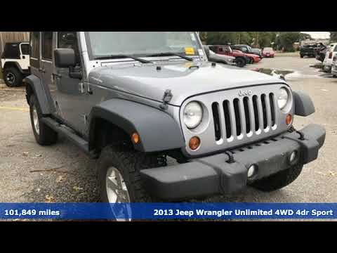 Used 2013 Jeep Wrangler Virginia Beach VA Norfolk, VA #18191716A