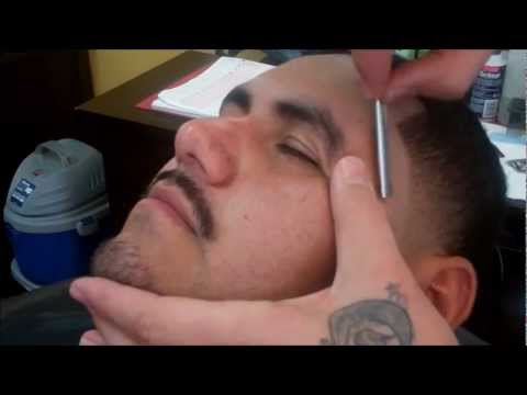 HOW TO USE A STRAIGHT EDGE RAZOR | HD – TIMELESS BARBERS