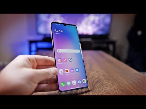 External Review Video _wCHySTQSnk for LG VELVET Smartphone with LG Dual Screen
