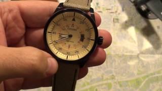 Citizen Ecodrive AW1365-19p (English review)