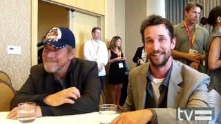 Falling Skies Season 2: Will Patton & Noah Wyle Interview