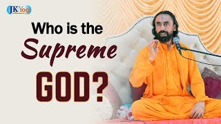 Who is the Supreme God? | Q&A with Swami Mukundananda | JKYog Retreat