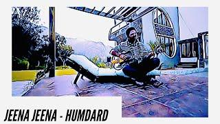 Jeena Jeena-Humdard (Atif Aslam, Arijit Singh) Cover | Unplugged | Moulik Rathod