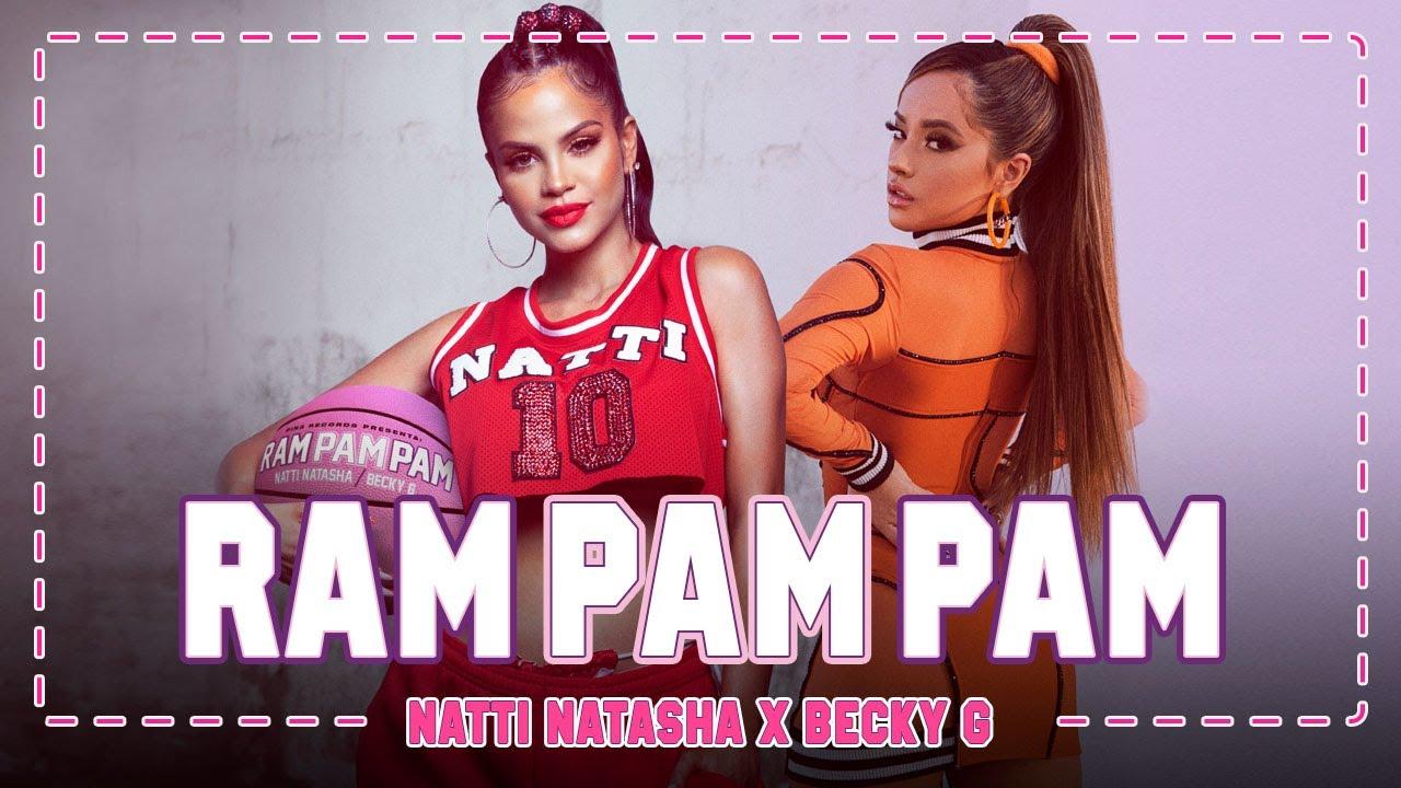 Natti Natasha x Becky G   Ram Pam Pam