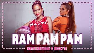 Natti Natasha, Becky G - Ram Pam Pam