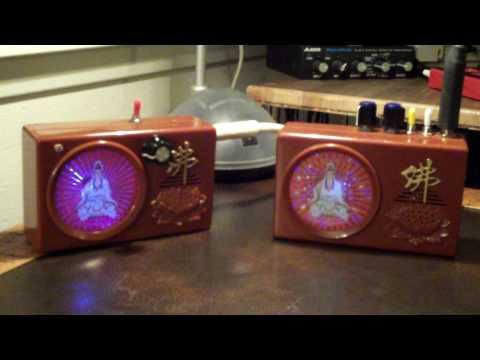 Two Circuit Bent Buddha Boxes