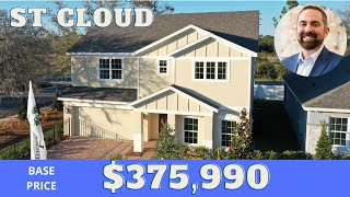 LUXURY Homes in St Cloud! I Wiregrass I Hanover Family Builders, Wilshire Model