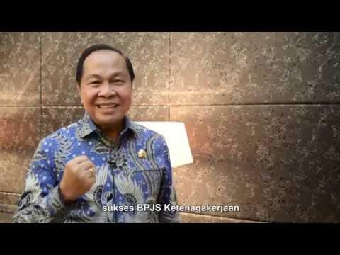 Testimoni Walikota Bitung tentang Perlindungan Jaminan Sosial dari BPJS Ketenagakerjaan