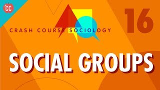 Social Groups: Crash Course Sociology #16