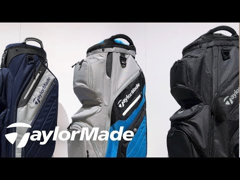 Golf Spotlight 2018 – TaylorMade Golf Bags