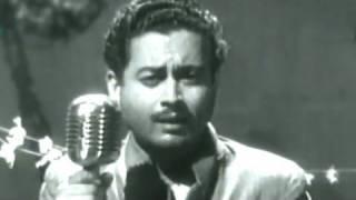 Tang Aa Chuke Hai   Guru Dutt, Mohammed Rafi, Pyaasa Song