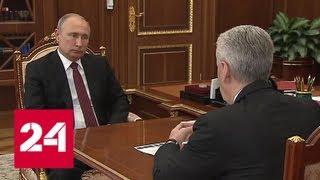 Путин: юридически Севастополь всегда был в составе России - Россия 24
