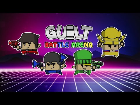 Guilt Battle Arena Official Trailer thumbnail
