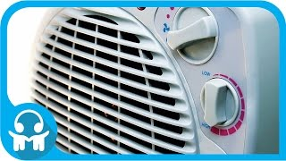 WHITE NOISE | House Sounds | Fan Heater