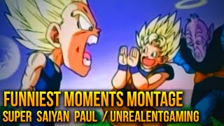 Super Saiyan Paul | UnrealEntGaming FUNNIEST MOMENTS MONTAGE 2K15