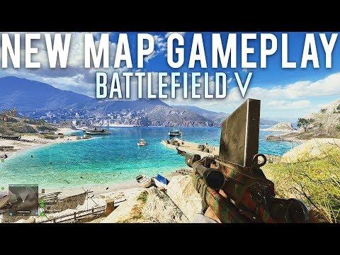 NEW MAP Gameplay - Battlefield V