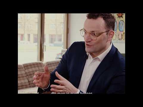 """Frag Spahn Folge 17: """"Ausländische Pflegekräfte"""" mit Jennifer Elskamp"""