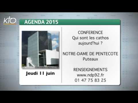 Agenda du 5 juin 2015