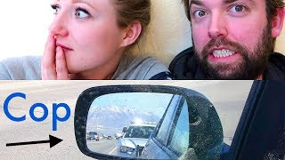 Story Time! We Got PULLED OVER!