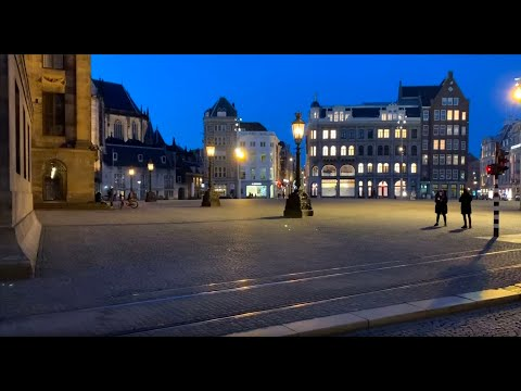 Titel: Amsterdam Ghost City