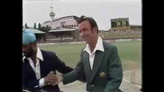 India vs Australia @ Sydney 1978 Day 1