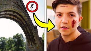 5 YouTubers Who BARELY ESCAPED ALIVE! (Preston, FGTeeV, MrBeast, W2S, Tfue)