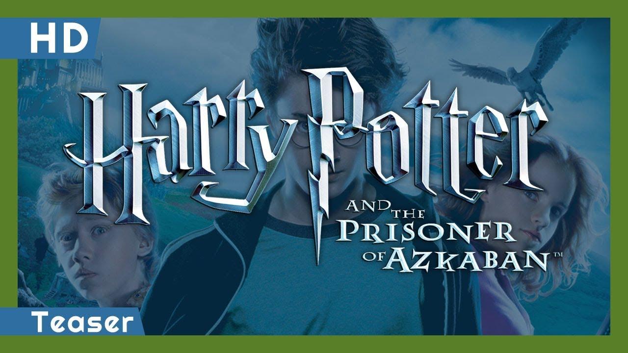 Video trailer för Harry Potter and the Prisoner of Azkaban (2004) Teaser