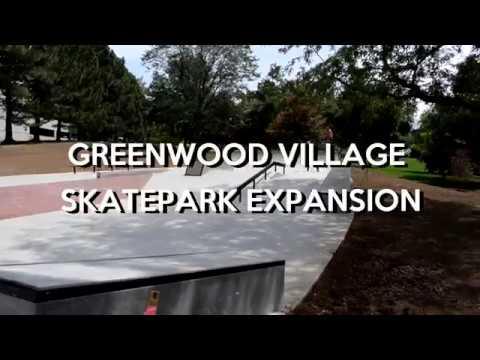 Greenwood Village Skatepark | August 2018