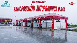 Westgate autopraonica Kobid