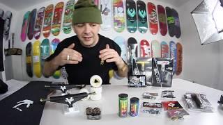 #5 Skate Anfänger - Skateboard zusammenbauen