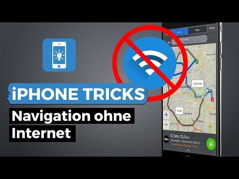 iPhone Navigation ohne Internet - CoPilot Test | iPhone-Tricks.de