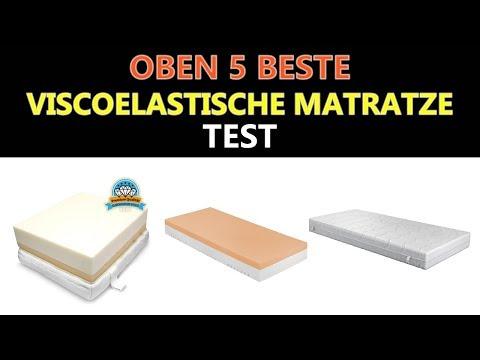 Beste Viscoelastische Matratze Test 2019
