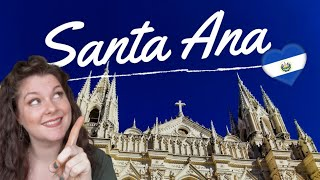 Amazing Santa Ana El Salvador VLOG - The 14 Departamentos of El Salvador