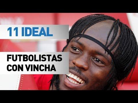 11 ideal | futbolistas con vincha