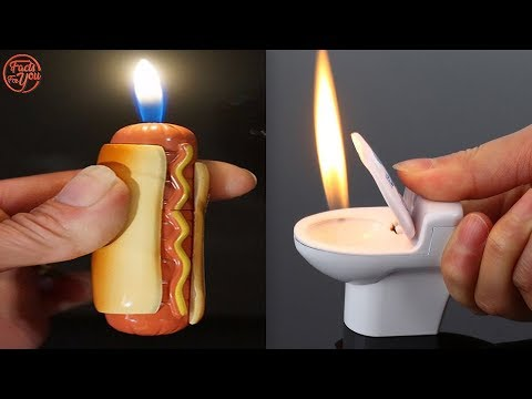 Most Unusual Lighters You Can Actually Buy
