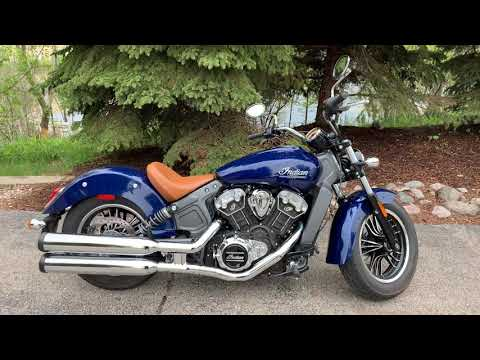 2019 Indian Scout® ABS in Muskego, Wisconsin - Video 1
