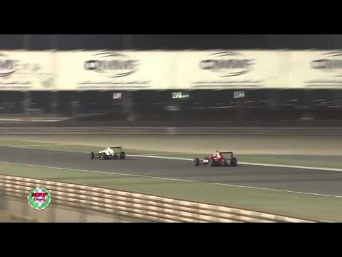 MRF Challenge 2014 - Round 1 - Race 4 - Qatar - 18 October