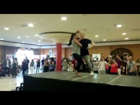 Sergio & Gema Ciudad Real Salsea 2017 (Evento oficial)