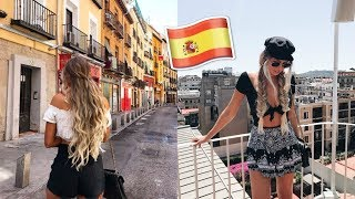 MOVING TO SPAIN!