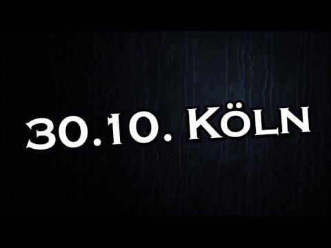 Tourtagebuch MO[NU]MENT Part II – 30.10.2016 Köln