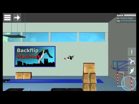 Video of Backflip Madness