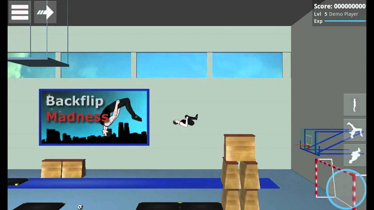 App Review: I Swear, Backflip Madness, I Will Throw You Out The Window!