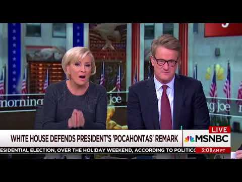 Mika Brzezinski Unloads on Sarah Sanders, Leaves Scarborough Speechless