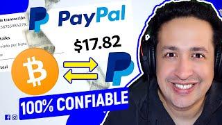 Como Pasar MIS-Bitcoins ein PayPal