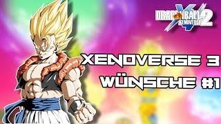 Xenoverse 3 - Verbesserungen und Wünsche Teil 1