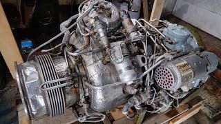Radar-Turbine - 9I56 - Wie hoch ist der Wirkungsgrad dieses Motors?