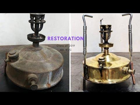 Primus Stove Restoration | Very Old Kerosene Stove Restoration