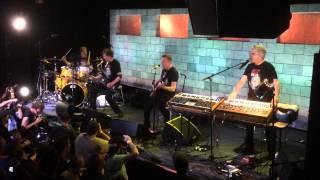 DEVO - Baby Talkin' Bitches (HARDCORE TOUR 2014) Denver, CO - Summit Music Hall