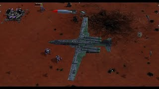 Blodir/IceCrowe vs Chosen/Archsimkat - Custom 2v2 - Supreme Commander: Forged Alliance Forever