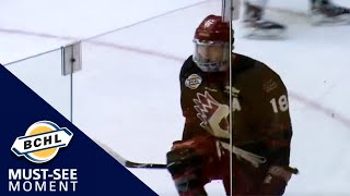 Must See Moment: Anaheim Ducks prospect Ethan Bowen goes end-to-end
